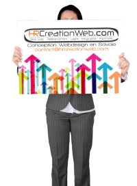 HR Création Web - Cartes de visites, flyers, stickers, autocollants, affiches, set de table, menus, panneaux alu, ...
