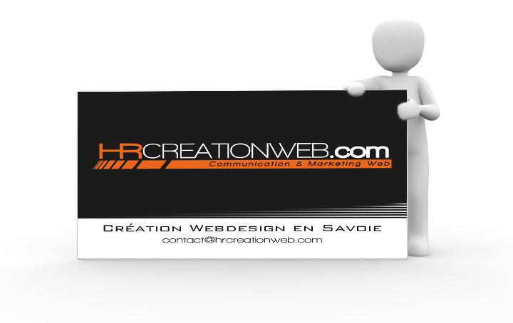 HR Création Web : cartes de visites, flyers, stickers, ...